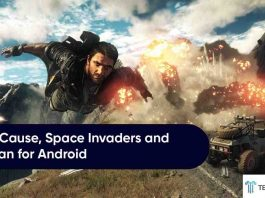 Hitman for android, Just cause download for android, Space Invaders for android download