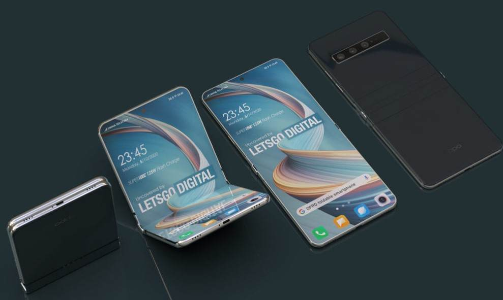 Oppo and Vivo foldables