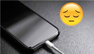 Why the mobile charging is slower, mobile charging is slow