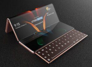 Samsung foldable smartphone, Samsung Z flip 3