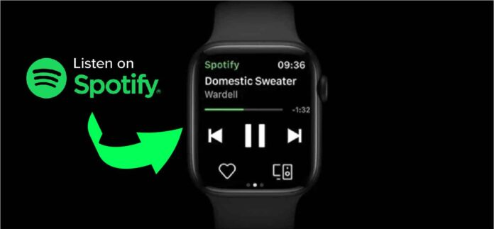 Spotify music, Spotify on Apple watch, Spotify on apple watch without phone, Spotify offline songs on Apple watch