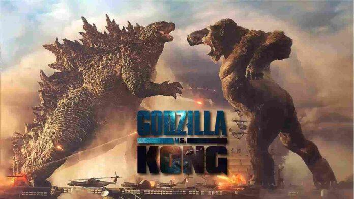 Godzilla vs Kong movie, Godzilla vs kong trailer, Godzilla vs kong review, Gdzilla vs kong who wns