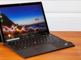 Linvo thinkpad x12 review, lenovo new laptops, lenovo thinkpad x12 detachable laptops review