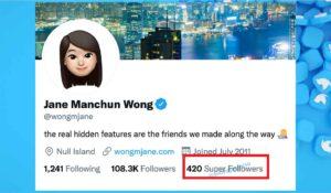 Twitter super follows, twitter super follows release date