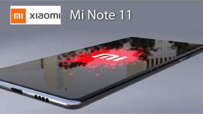 Xiaomi Mi 11 note 11, Xiaomi Mi note 11 release date, Mi note 11 price