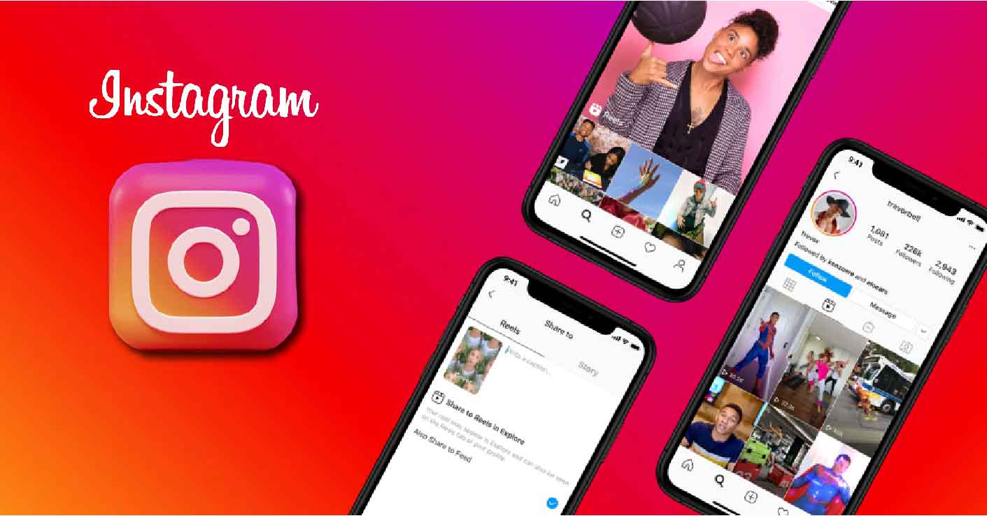 Instagram reels ads, ads on instagram reels, instagram reels paid ads