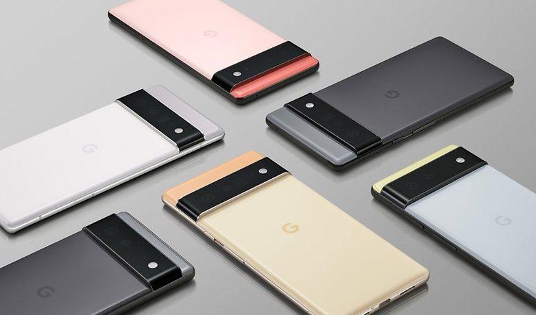 Google Pixel 6 Portfolio, Google pixel 6