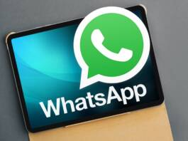 WhatsApp for iPad app, WhatsApp app for iPad
