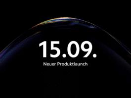 Xiaomi launch event