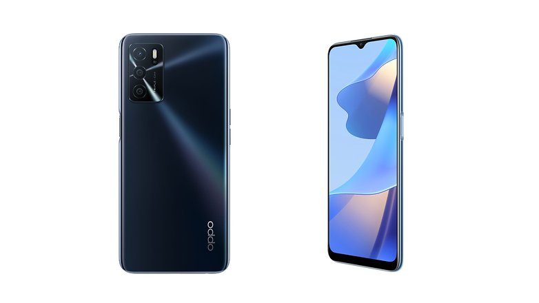 Oppo A16 Pictures