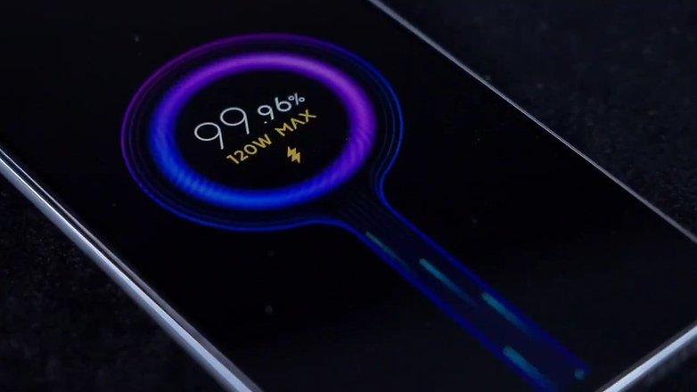 Xiaomi Mi 11T Pro offers ultra-fast charging
