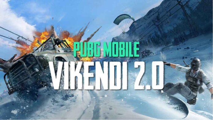 Features of Pubg 1.6 update, PUBG Mobile 1.6 update, Vikendi 2.0