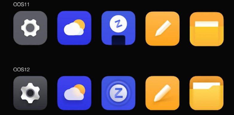oneplus oxygenos 12 icons 2